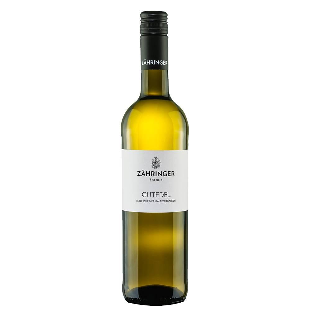 Weingut Zähringer Gutedel trocken 2016, QbA - Weingut Zähringer