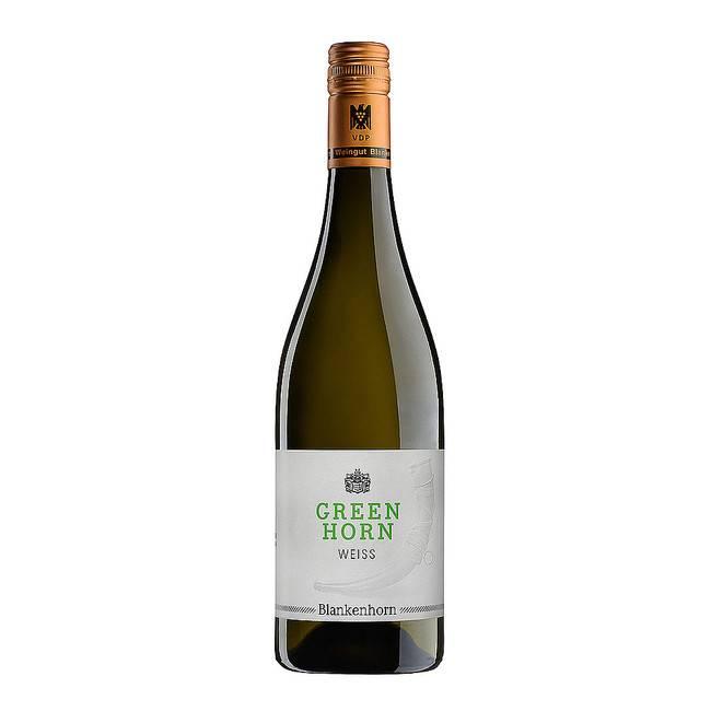 Weingut Fritz Blankenhorn 2016 Greenhorn Weisswein Cuvee, trocken – Weingut Blankenhorn