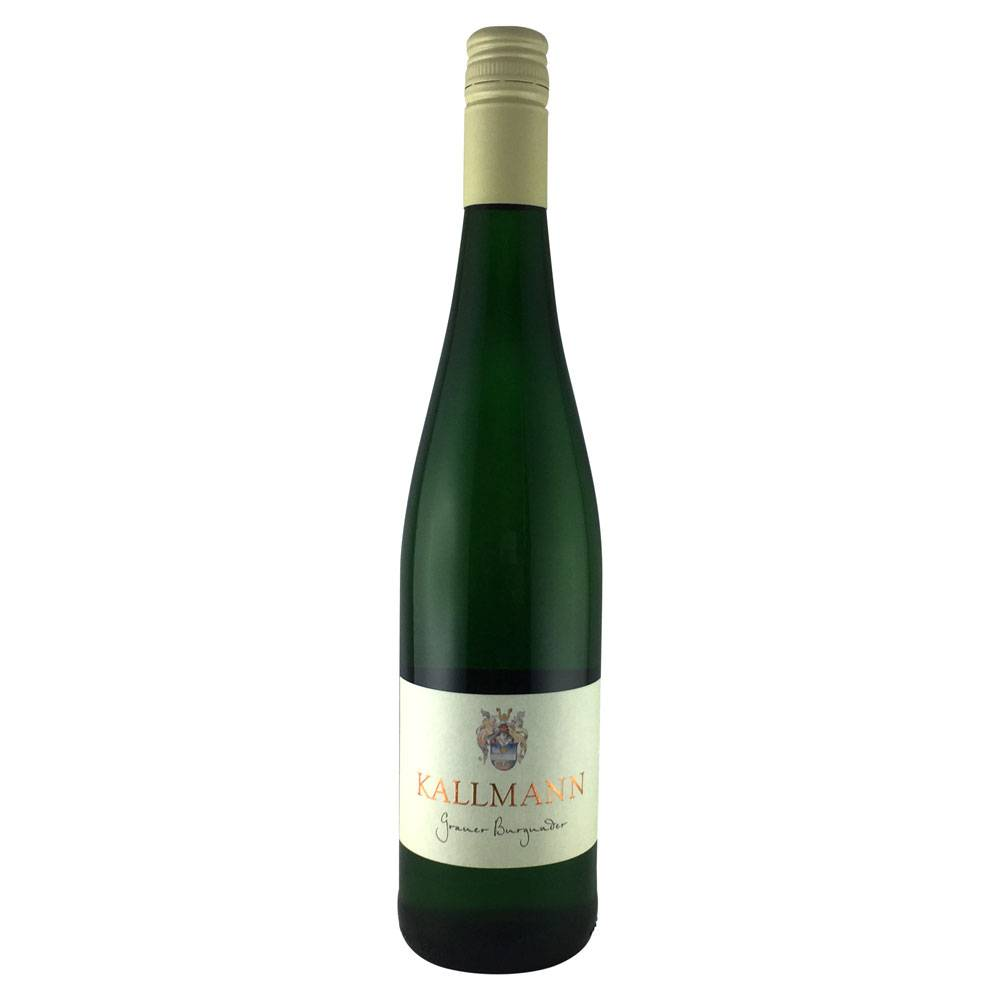 Weinbau Kallmann Grauburgunder, trocken 2016 - Weinbau Kallmann