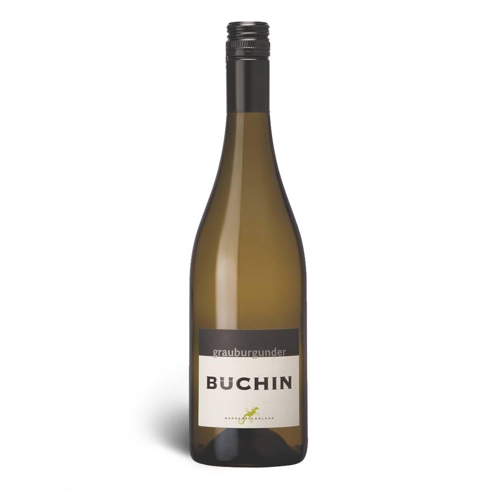 Weingut Büchin Büchin Grauburgunder trocken 2016 Qba - Weingut Büchin