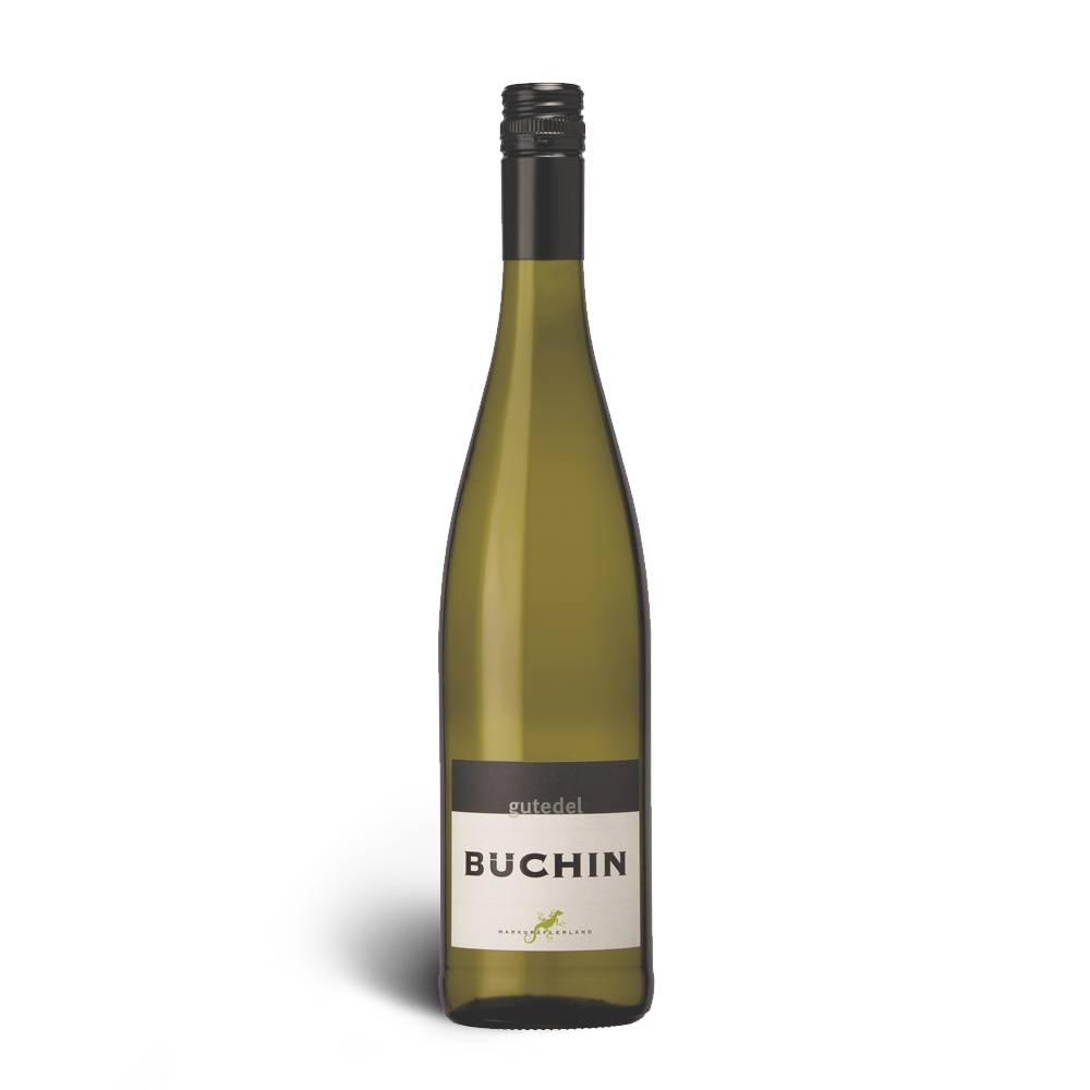 Weingut Büchin Büchin Gutedel trocken 2016 Qba - Weingut Büchin