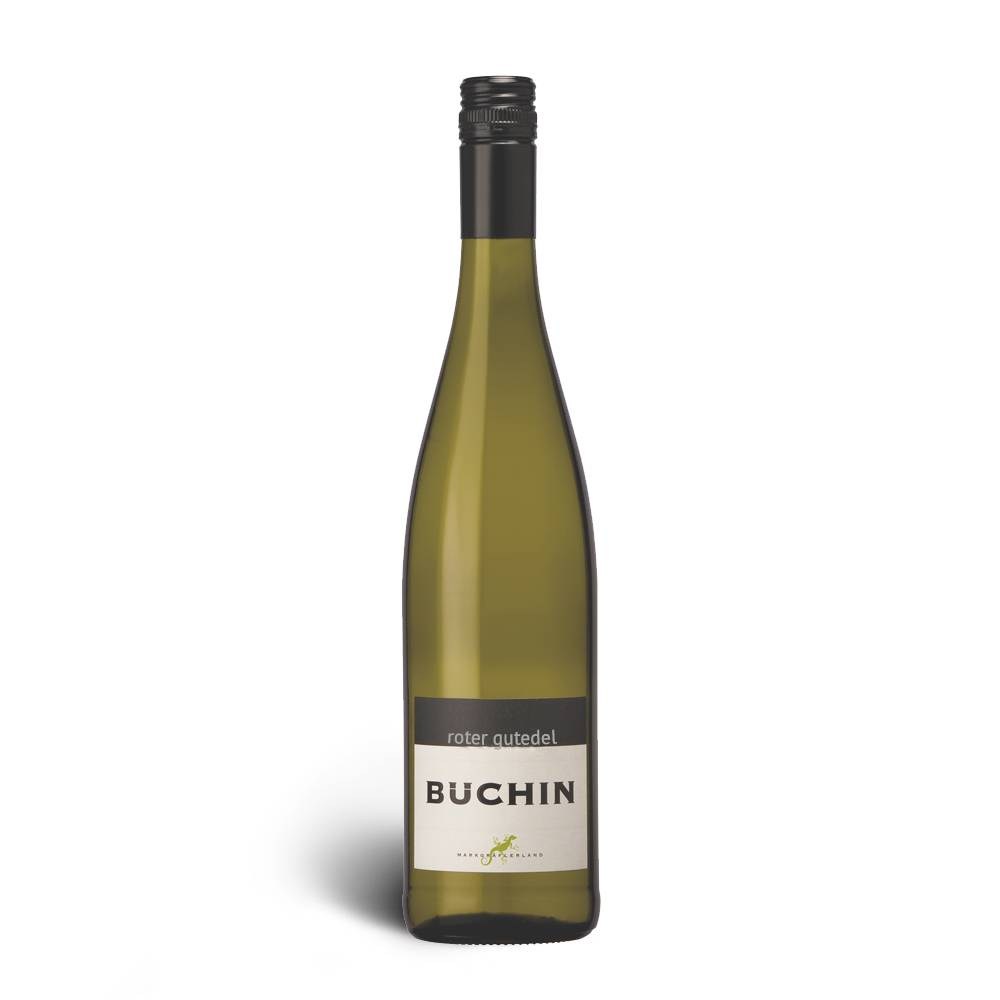 Weingut Büchin Roter Gutedel trocken 2016 Qba - Weingut Büchin