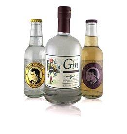 """Gin-Tonic Geschenkset """"HEIMAT"""""""
