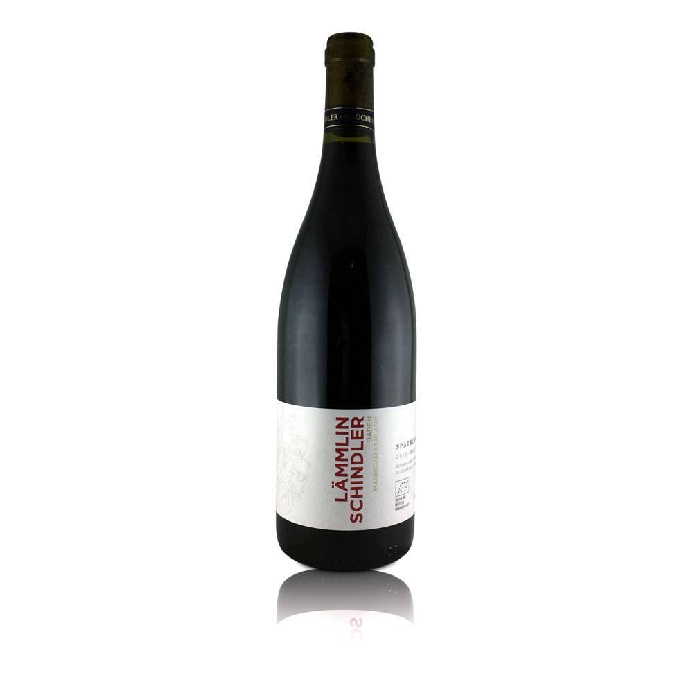 Weingut Lämmlin-Schindler Spätburgunder Rotwein 2015  – VDP Ortswein, 86 Pt. Gault&Millau