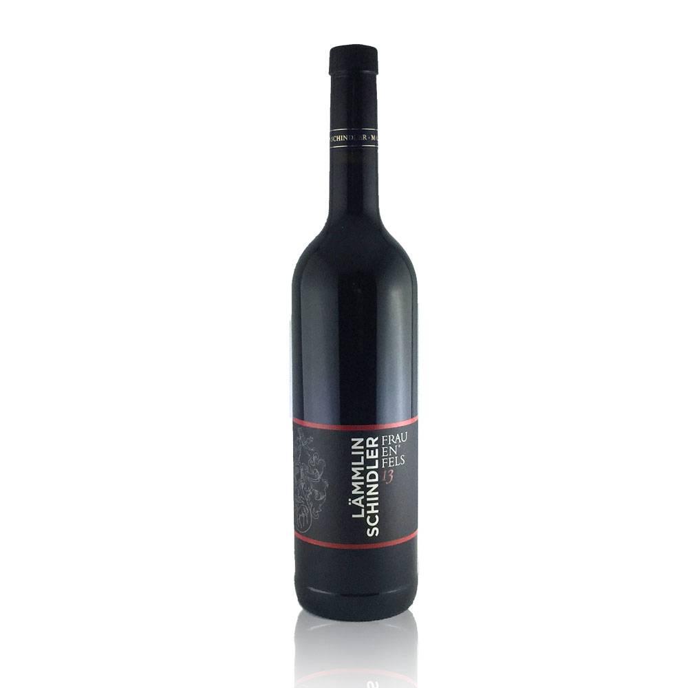 Weingut Lämmlin-Schindler Cabernet + Pinot Noir FRAUenFELS - trocken 2013- Weingut Lämmlin-Schindler