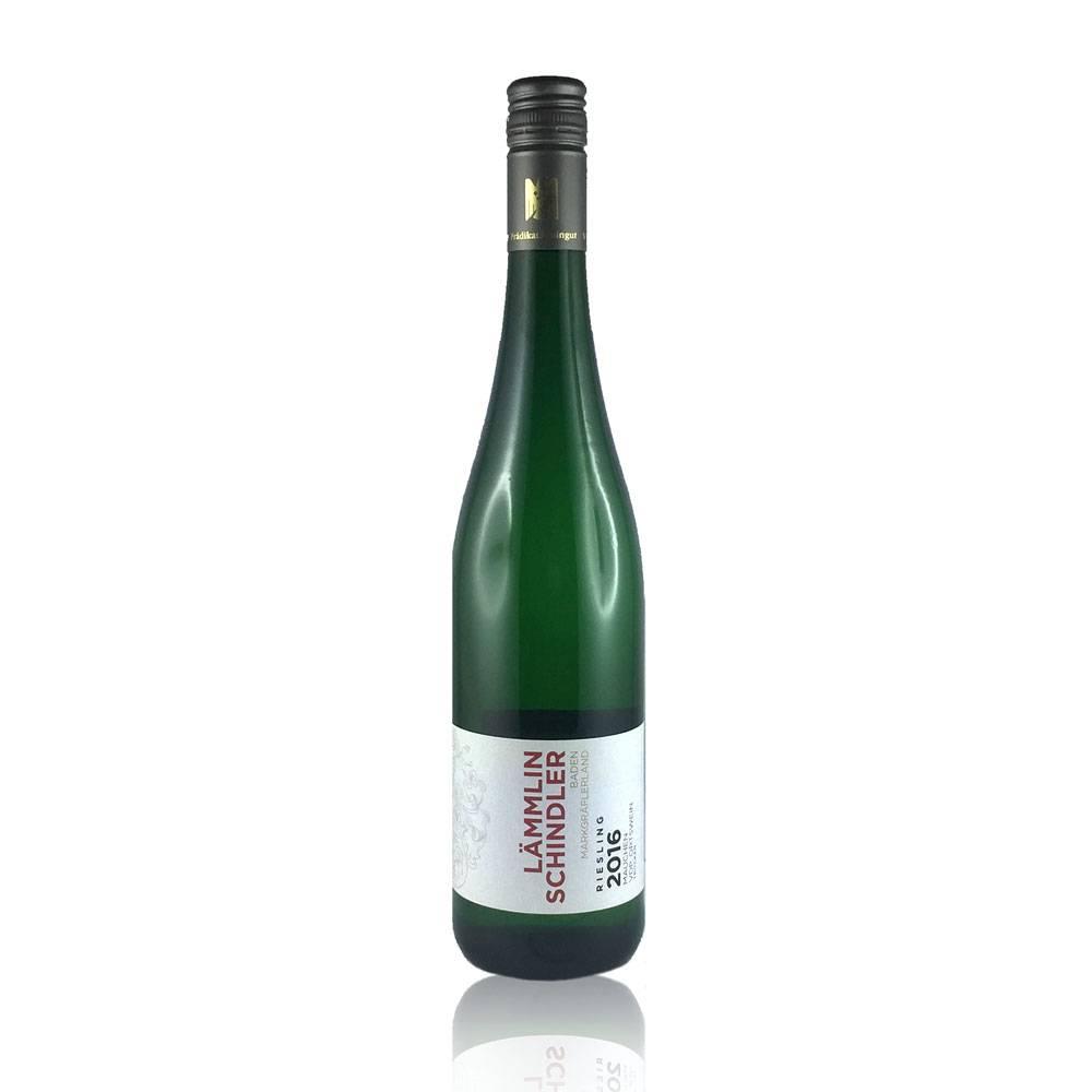 Weingut Lämmlin-Schindler Riesling 2016 trocken - Weingut Lämmlin-Schindler