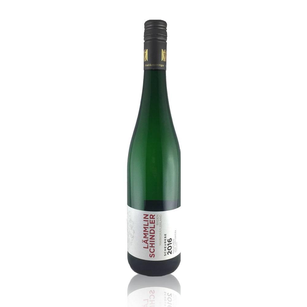 Weingut Lämmlin-Schindler Scheurebe trocken 2016 - Weingut Lämmlin-Schindler