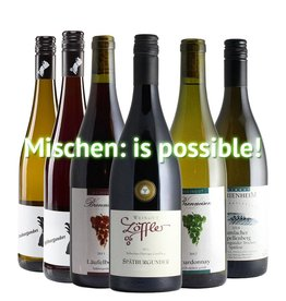"""Mischen: is Possible"" - 6er Weinabo"