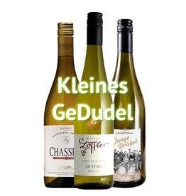 """""""Kleines GeDudel"""" - 3er Gutedel-Weinabo"""
