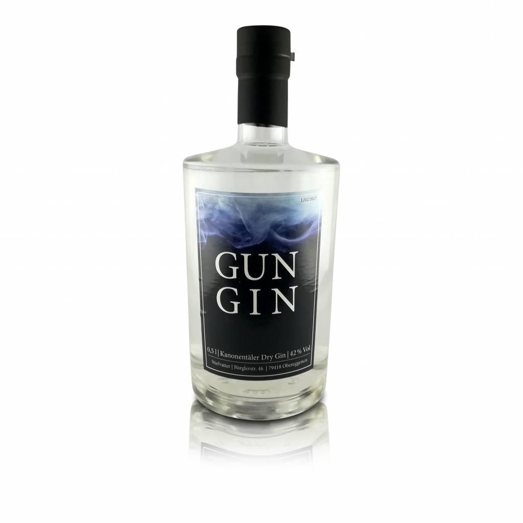 GUN GIN - Hausbrennerei Stiefvatter