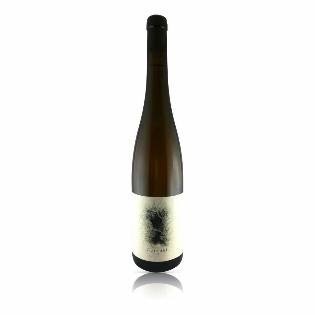Weingut Scherer Gutedel MG 2015 trocken - Vegan auf der Maische vergoren