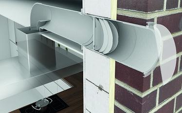 Platte Afvoerbuis Toilet : Luchtafvoer compair flow dampkapbuizen en systemen ikshop