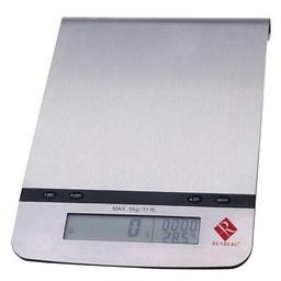 Electronische keukenweegschaal / klok