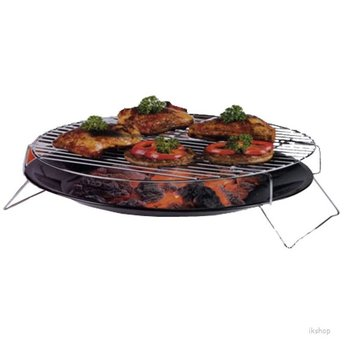 Barbecue-schaal