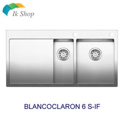 Blanco Spoelbak-CLARON 6S-IF