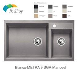 Blanco Spoelbak Keuken METRA 9 Silgranit