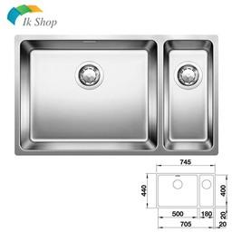 Spoelbak keuken ANDANO 500/180U