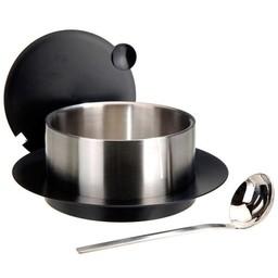 Roestvrijstalen serveerset 2,4 liter