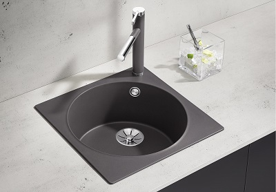 Wasbak Keuken Opbouw : Wasbak keuken blanco artago 6 silgraniet ikshop