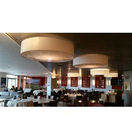 l4h decoratieve LED plafondlamp - 100 cm