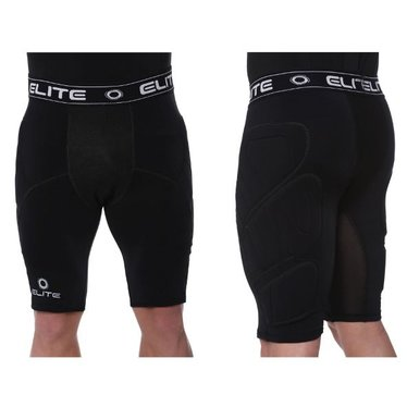 ELITE SPORT GK COMPRESSION UNDERSHORT PADDED THIN