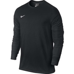 NIKE LS PARK GOALIE II JERSEY BLACK JUNIOR