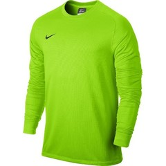 NIKE LS PARK GOALIE II JERSEY ELECTRIC GREEN JUNIOR