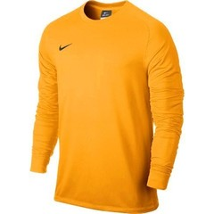 NIKE LS PARK GOALIE II JERSEY UNIVERSITY GOLD JUNIOR