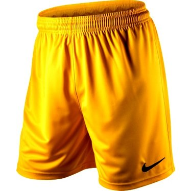 NIKE PARK KNIT SHORT UNIVERSITY GOLD