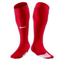 NIKE PARK IV GAME SOCK UNIVERSITY RED