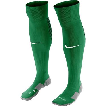 NIKE TEAM MATCHFIT CORE OTC SOCK LUCID GREEN