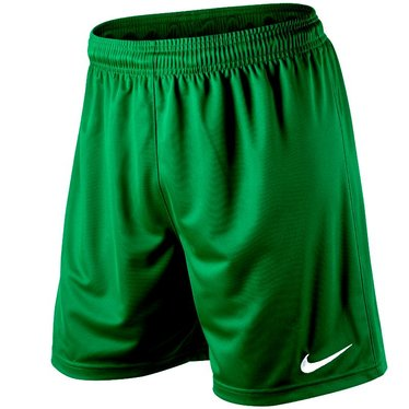 NIKE PARK KNIT SHORT PINE GREEN