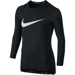 NIKE PRO COMPRESSION SHIRT JUNIOR