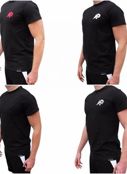 AP T-shirt Bundle Package Black