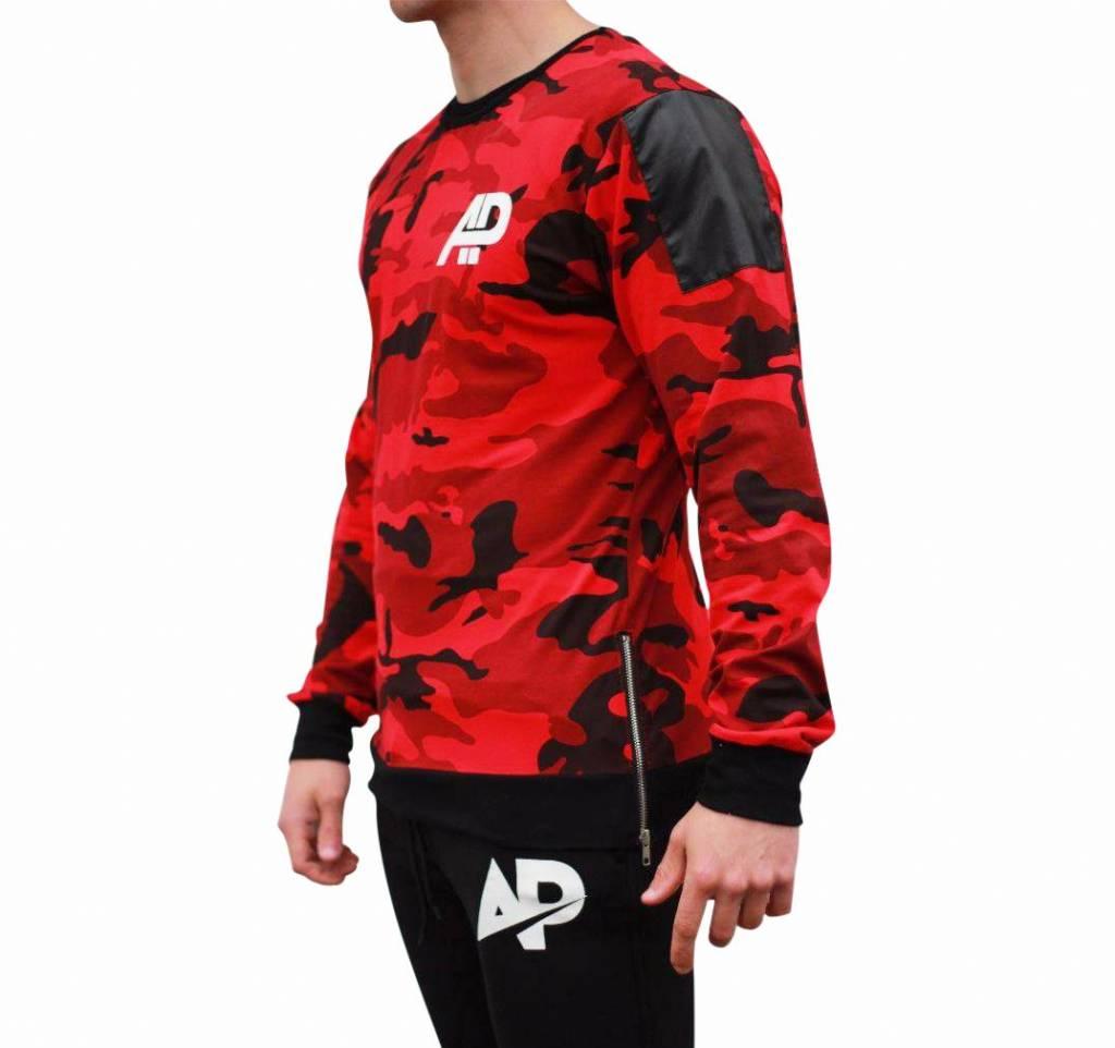 ApolloProtocol Hades Jogger V2 + AP Camo Sweater Set