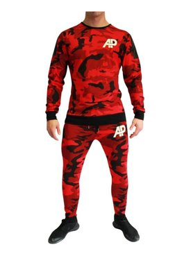 Limited Edition AP Camo Red Xv Set