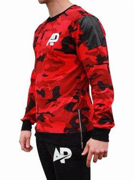 ApolloProtocol Limited Edition AP Camo Longshirt Xv