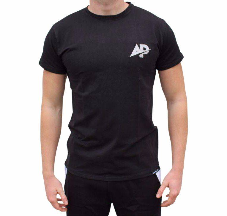 ApolloProtocol AP T-shirt Black