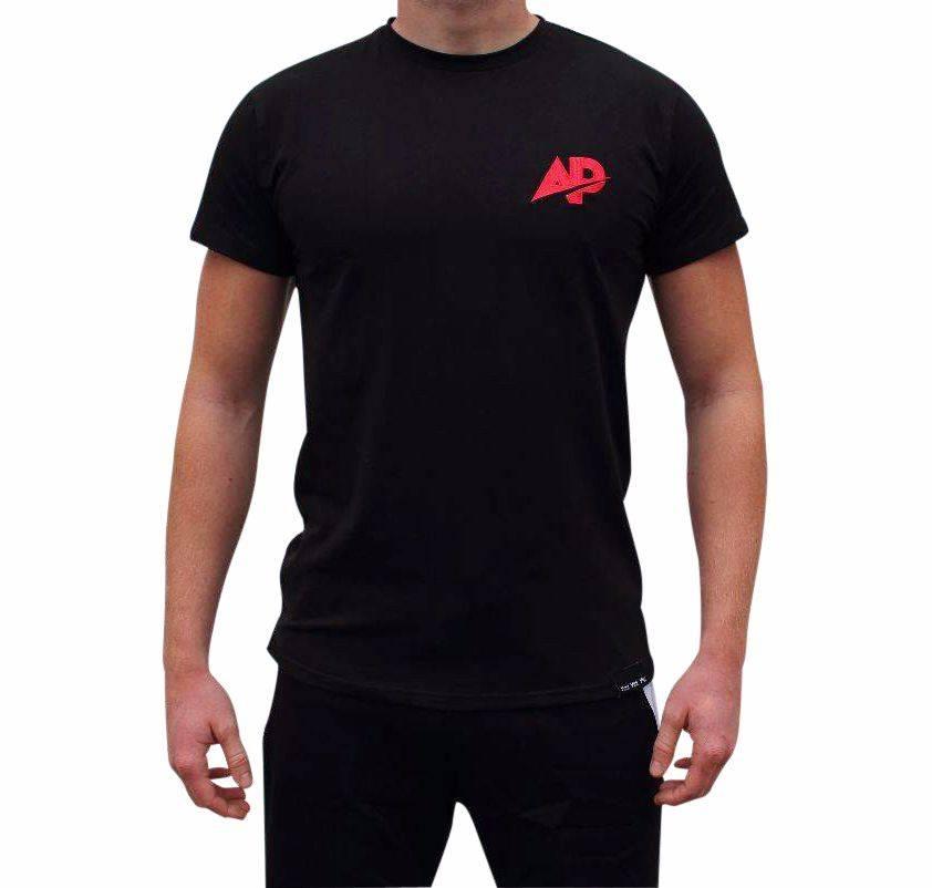 ApolloProtocol AP T-shirt Black