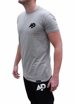 ApolloProtocol AP T-shirt Grey