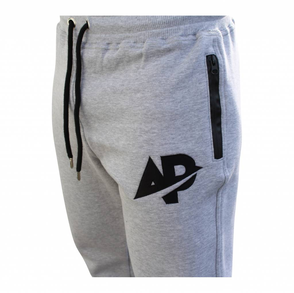 ApolloProtocol AP Trainingsbroek - Grijs
