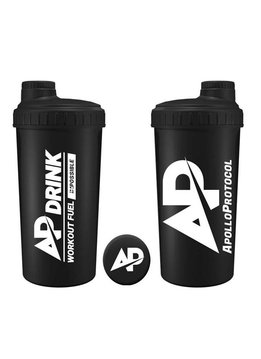 ApolloProtocol AP Drinkbeker - Black