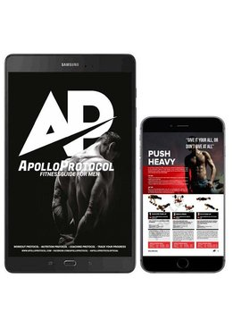 ApolloProtocol AP Test Workout eBook - mannen
