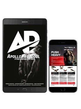 ApolloProtocol AP Test Workout eBook - mannen