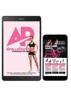 ApolloProtocol AP Test Workout eBook - vrouwen