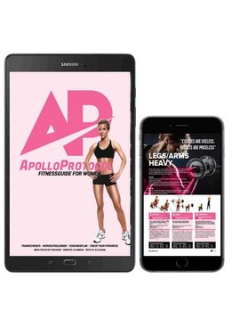ApolloProtocol AP Test Workout eBook - vrouwen