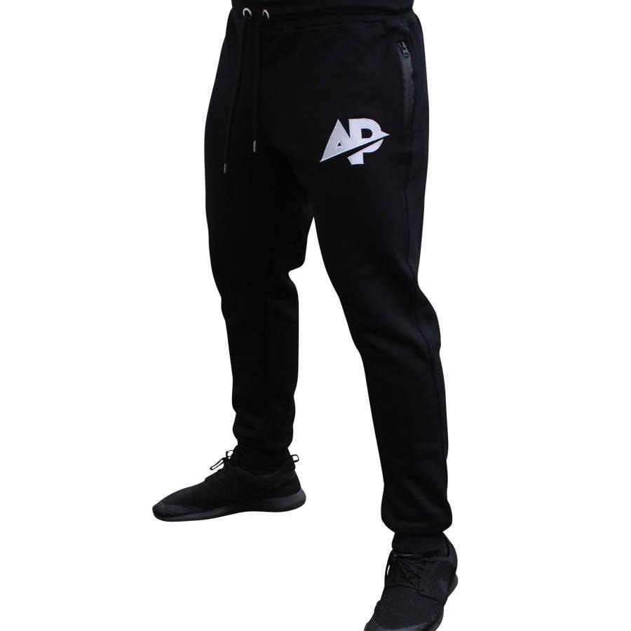 ApolloProtocol AP Trainingsbroek - Zwart