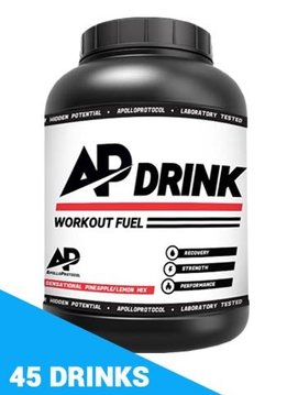 ApolloProtocol AP Workout Drink - 45 Drinks