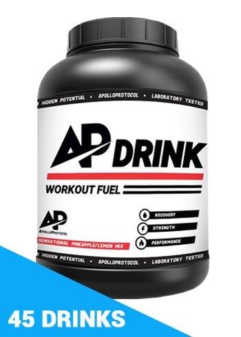 ApolloProtocol AP Workout Drink - 45 Drinks