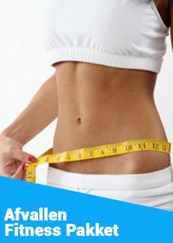 Fitness Pakket - Afvallen voor vrouwen